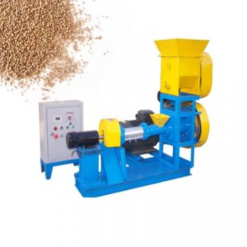 Complete Floating Fish Feed Pellet Production Line