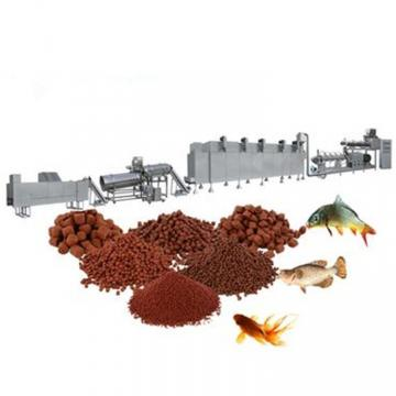 Expanded Fresh Water Floating Fish Feed Pellet Production Equipment