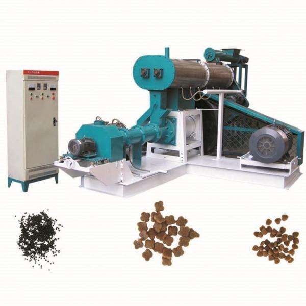 Poultry Animal Feed Maker Fish Sheep Cattle Feed Pelleting Mill Making Machine Extruder Machine