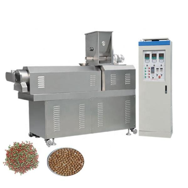 High Grade 2t/H Floating Fish Feed Machinery for Breeding Farms
