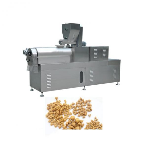 Semi-Automatic Floating Fish Feed Production Machine Manufacturer in China