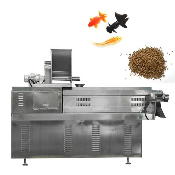 Fish Feed/Food Pellet Production/Processing Line Manufacturers