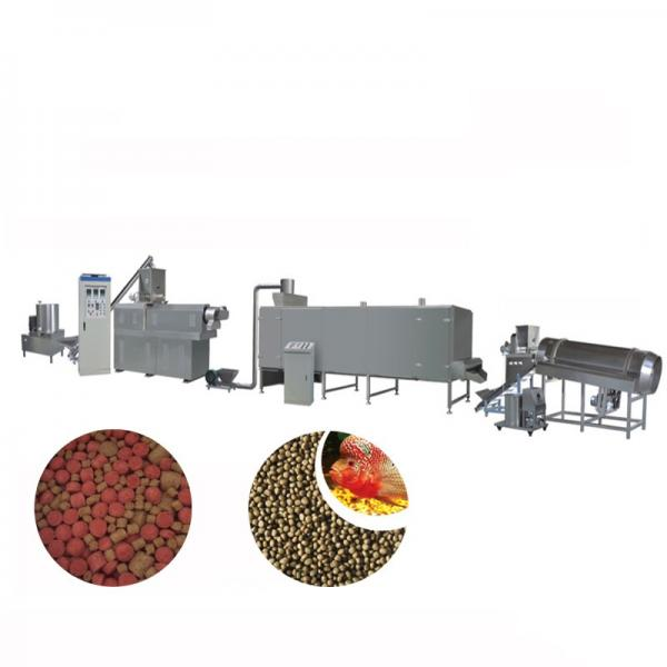 Customized Floating Feed Pellet Extruder Carps Trout Guppy Koi Feed Machine Fish Food Production Machinery Line Plant