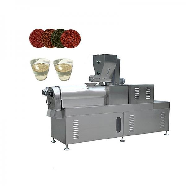 Advanced Design of Floating Fish Feed Production Equipments From China